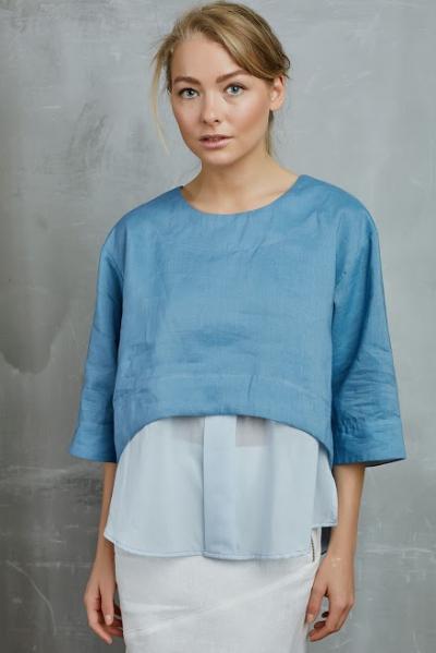 Блуза из крапивы