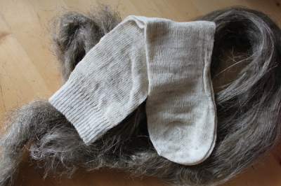Носки из конопляного волокна