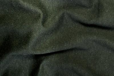 Трикотаж конопляный органик черный