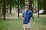 Рубашка из конопли