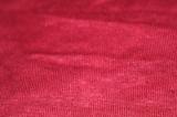 Трикотаж темно-красного цвета