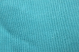 Хлопок ткань голубого цвета