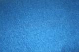 Трикотаж тонкий синий