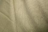 Ткань из конопли сверхплотная цвета хаки
