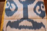 Этнический шелк из Узбекистана