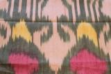 Шелк ручной работы из Узбекистана