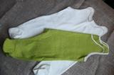 Ползунки Био из конопляной ткани