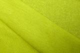 Ткань трикотаж утепленный зеленого цвета