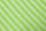 Хлопок ткань органическая зеленая в полоску