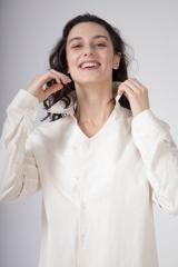 Рубашка -кимоно из органического хлопка
