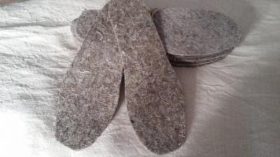 Мягкие стельки для обуви