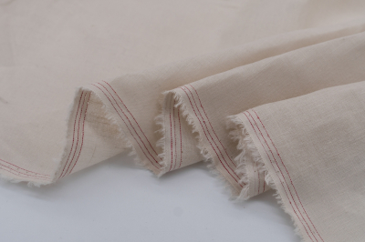 Ткань крапива, натурального цвета