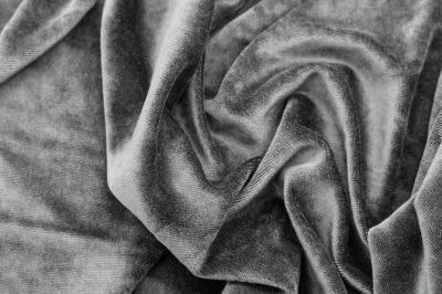 Ткань бамбуковый велюр