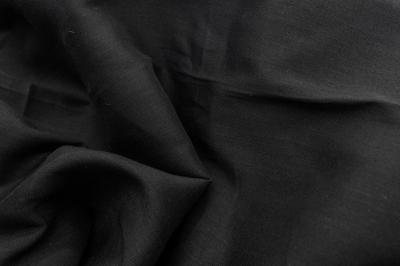 Крапивный трикотаж черный