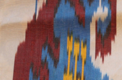 Узбекский шелк от производителя