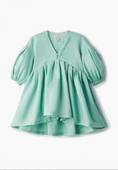 Платье из крапивы SANSARA
