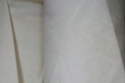 Не отбеленная не окрашенная конопляная ткань