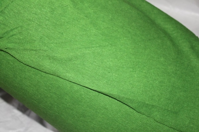 Hemp Knitted Green Cloth