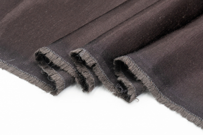 Конопляный шелк бронзовый цвет
