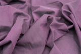 Хлопок ткань сливового цвета