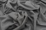 Трикотажная ткань черная
