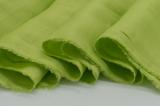 """Крапивная ткань """"Нежный зеленый цвет"""""""