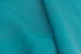 Ткань из крапивы цвета глубокая морская волна
