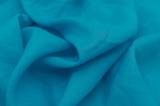 Летняя рами ткань оттенок Бирюзовый или цвет Тифани