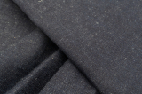 Трикотаж утепленный черный