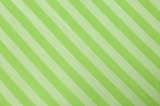 Green striped organic cotton fabric