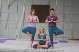 Штаны для йоги алладины